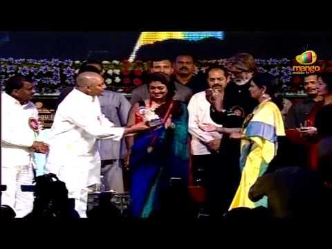 Nayantara - Nandi Awards Function