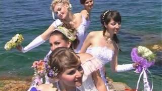 Парад Невест Крым 2008 Севастополь