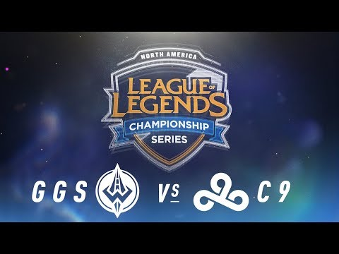 GGS vs. C9 - Week 1 Day 2 | NA LCS Spring Split | Golden Guardians vs. Cloud9 (2018)
