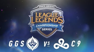 Video GGS vs. C9 - Week 1 Day 2 | NA LCS Spring Split | Golden Guardians vs. Cloud9 (2018) download MP3, 3GP, MP4, WEBM, AVI, FLV Agustus 2018