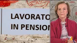 Pensioni di garanzia: la promessa elettorale del Pd