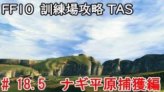 (コメ付き)【TAS】FF10 WIP 【ナギ平原捕獲編】