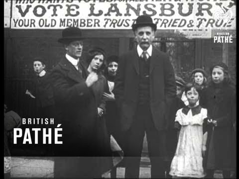 The Suffragette Election (1912)