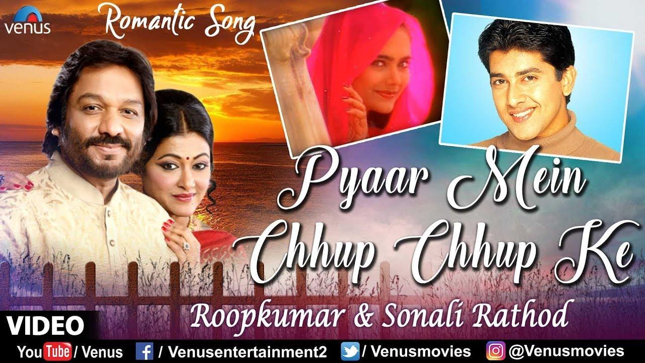 Roop Kumar & Sonali Rathod - Pyar Mein Chhup Chhup Ke | Aftab Shivdasani |  Nivedita | Best Love Song
