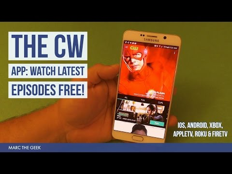 The CW App: Watch Latest Episodes Free!