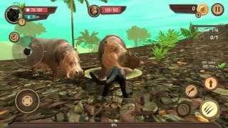 Wild Panther Sim 3D Android Gameplay HD