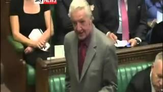 Dodgy Dave Needs To Resign - MP Dennis Skinner - NOTW Phone Hacking NEW 578