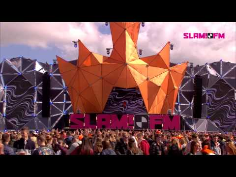 Julian Jordan (Full live-set) | SLAM!Koningsdag 2015