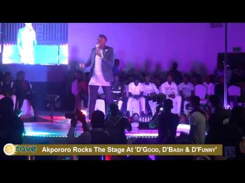 Video (stand-up): Akpororo on The State of the Nation at D Good D Bash and D Funny Show
