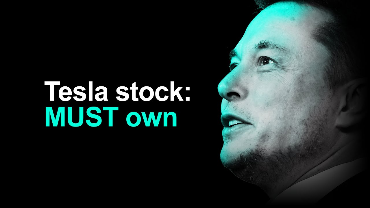 Why Every Investor NEEDS To Own Tesla Stock: Analyst