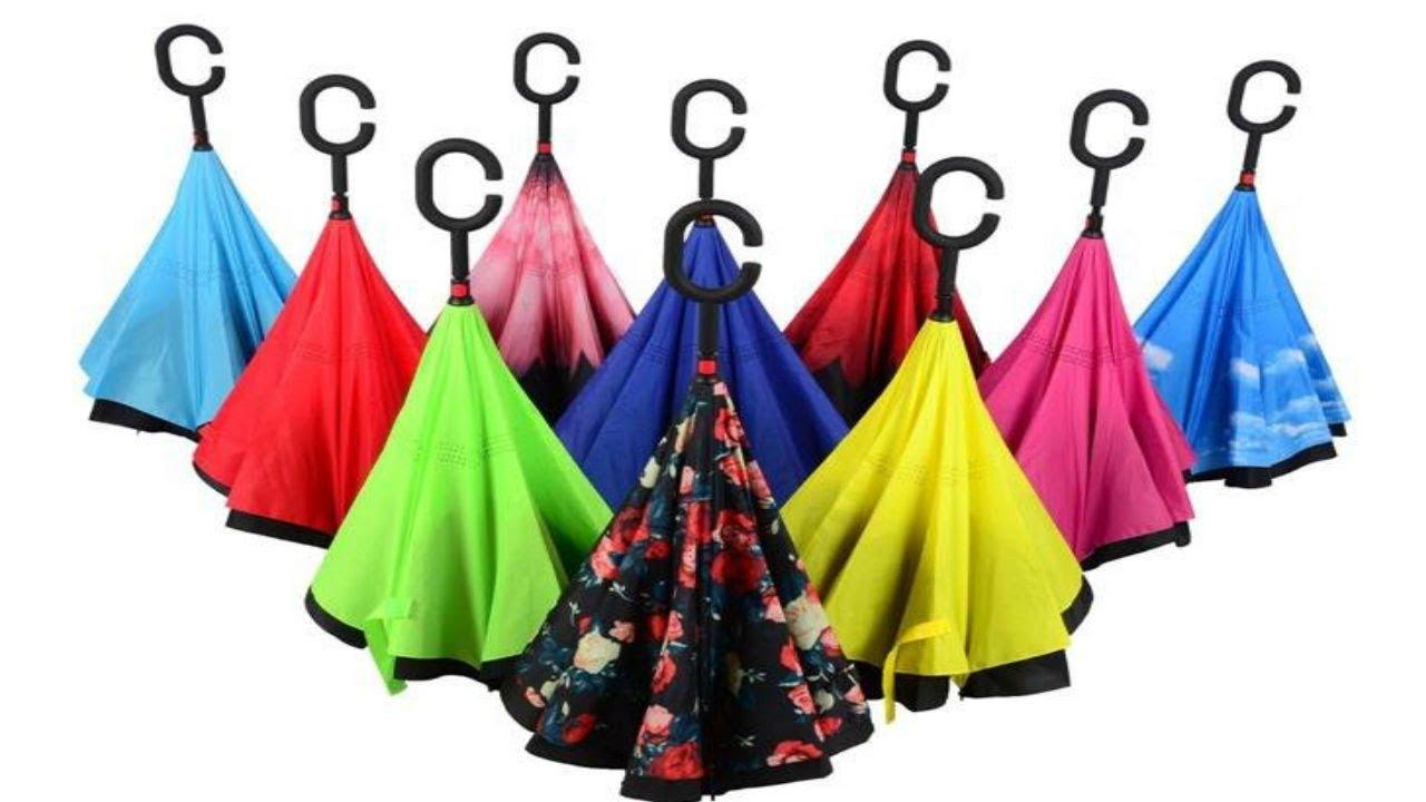 Mini Pocket Umbrella универсальный карманный зонтик обзор / Мини .