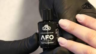 AFO - Das All For One Gel für alle Nageltypen