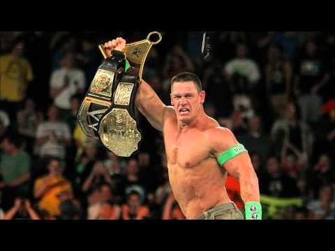 WWE John Cena Photo Slideshow
