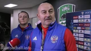 Станислав Черчесов: завтра-послезавтра определимся с новым капитаном