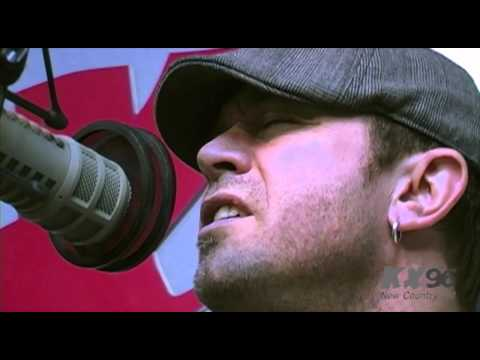 Aaron Pritchett - Coming Clean (LIVE) HD