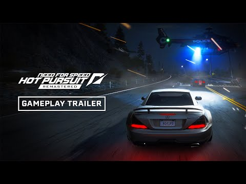 NEED FOR SPEED™ HOT PURSUIT REMASTERED уже доступен