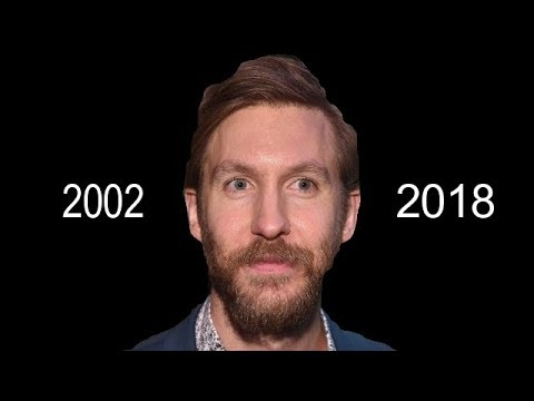 Calvin Harris From 2002 To 2018