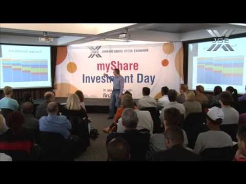 MyShare Day - JSE: World affairs and my shares with Clem Sunter & Cobie Legrange