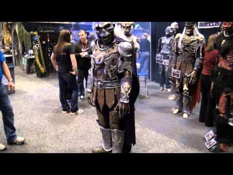 Transworld 2012: Professional Halloween Prop Show