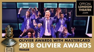 Trailer: The Olivier Awards 2018 with Mastercard