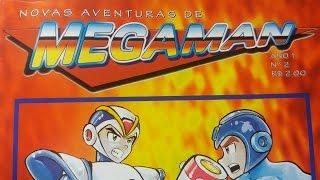 Conheça um pouco sobre a bizarra série de mangás brasileiros do Meg...
