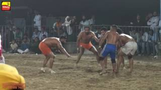 MOKHE (Jalandhar) KABADDI CUP   2016 || 4th QUARTER FINAL GHUGSHOR vs MOKHE || FULL HD ||