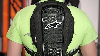 Alpinestars KR-1 Nucleon Back Protector