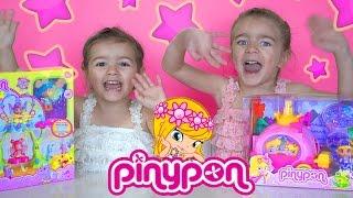 PINYPON  Carroza princesa y columpio hadas