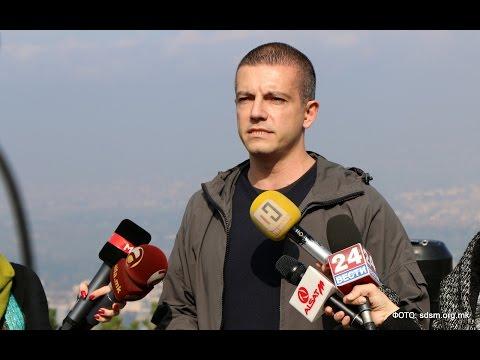 Манчевски: Имаме план за чист воздух