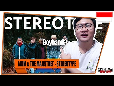 Akim & The Majistret - Stereotype #INDOREACT
