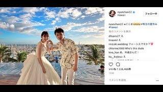 元AKB48でタレントの小嶋陽菜さんが8月26日、お笑いコンビ「アンジャッ...