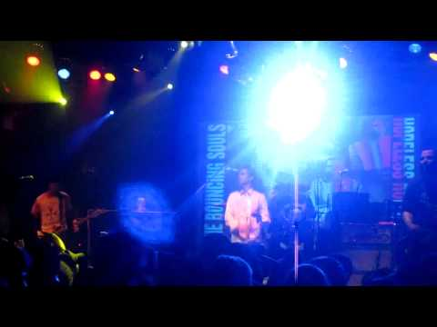 Bouncing Souls - Fight To Live - Highline Ballroom, NYC - 7.7.11