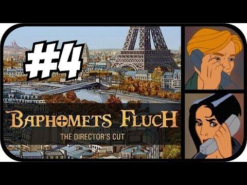 Let's Play Baphomets Fluch: Director's Cut #04 [Deutsch]