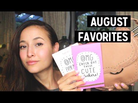 August Favorites - Essie,Ban.do,Cynthia Rowley| Friedia