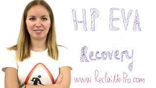 HP EVA Recovery
