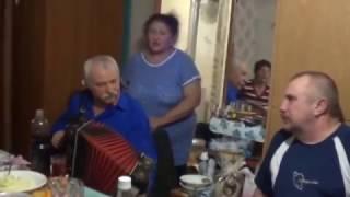 Мамына сорочка игра на гармони