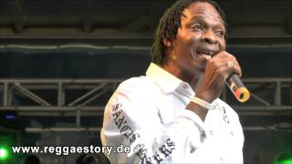 Hopeton James - 3/3 - My Conversation - Reggae Jam 2014