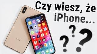 NOWE 25 CIEKAWOSTEK O iPHONE'IE | AppleNaYouTube
