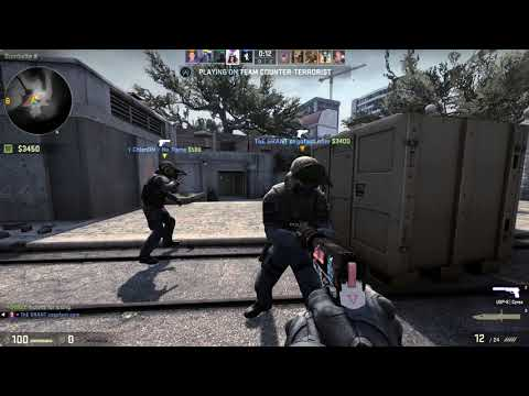 Russian Cyka Blyat Song (CS:GO Competitive)