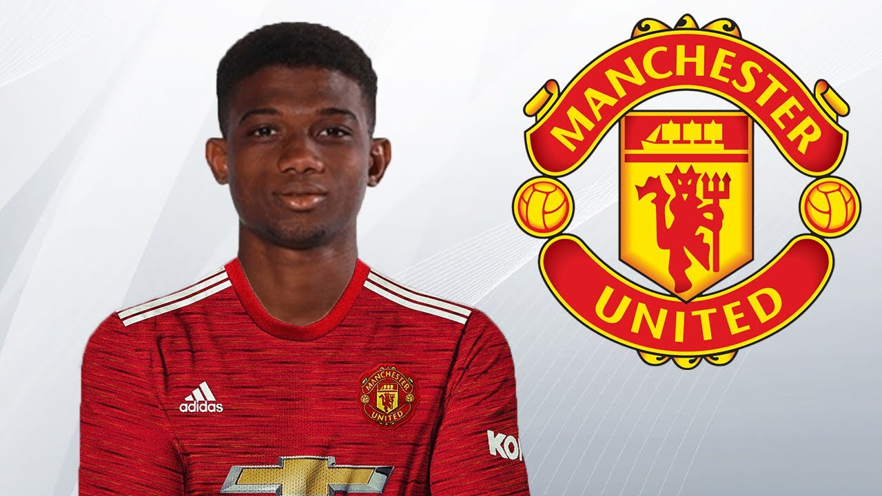 Amad Traore ○ Welcome to Manchester United ?⚫ - YouTube