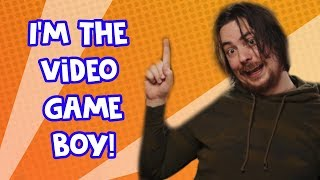 GameGrumps: I'm the Video Game Boy! I'm the One Who WINS!