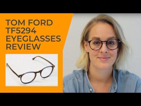 Tom Ford FT5294 Eyeglasses Review - Product Spotlight 2020