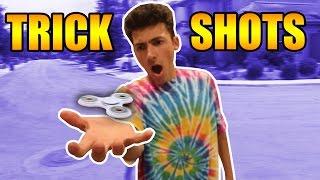 BEST FIDGET SPINNER TRICKS AND TRICK SHOTS