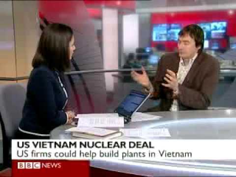 Bill Hayton discusses Vietnam on BBC World - 30 March 2010