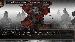 Shin Megami Tensei Devil Summoner 1 Raidou Kuzunoha vs Soulless Army FINAL Boss Soulless God [HARD]