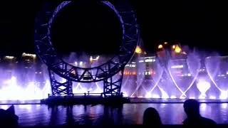Шоу фонтанов в Астане. Смотреть всем!