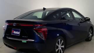 2017年 とうとうトヨタ・ミライの中古車が売りに出されました!! 走行...