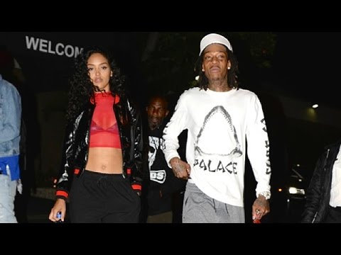 wiz dating You won't believe who the rapper is dating now wiz khalifa has a famous new girlfriend and amber rose is mad.