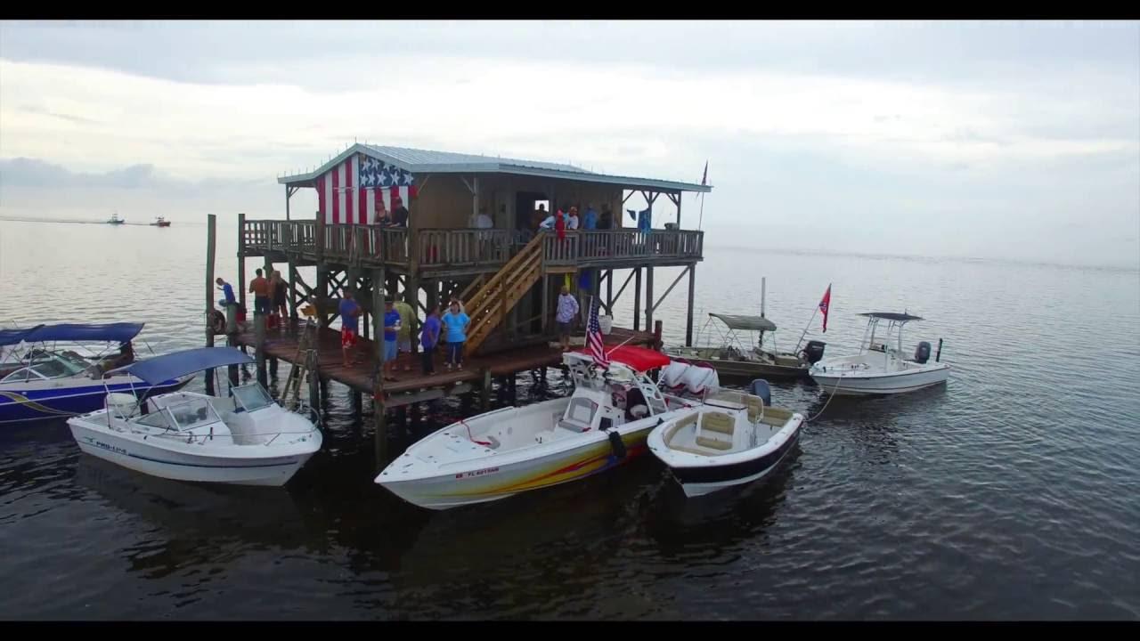 Stilt House 6 Port Richey Fl Youtube