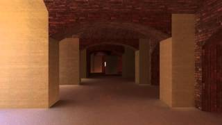 Under the Arches of Fort Point